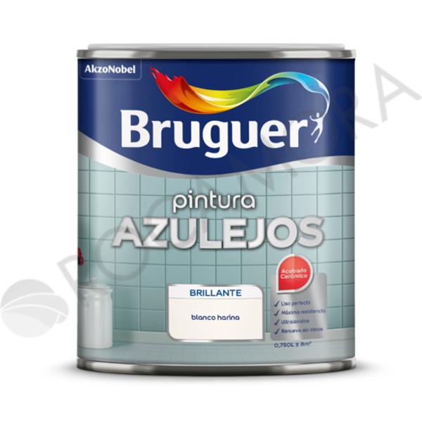 Bruguer pintura azulejos blanco harina 0 750 l - Pintura azulejos bruguer ...