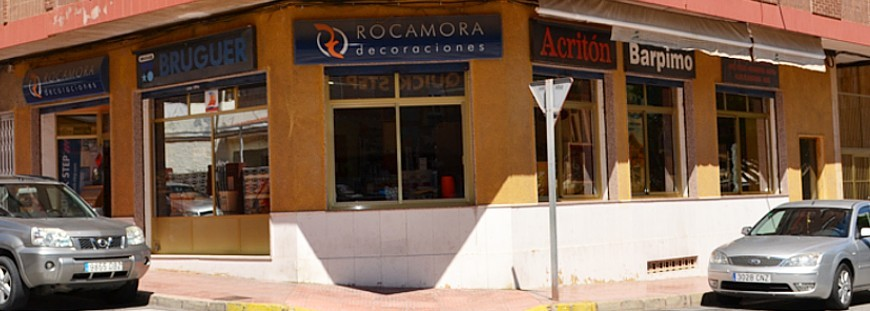 Decoraciones Rocamora Guardamar
